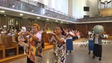 Embedded thumbnail for Celebrating our 1st anniversary of reunification. Offertory