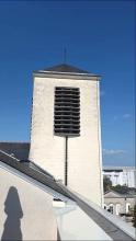 Embedded thumbnail for The bells announcing the new Congregational Leader